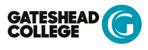 The Gateshead College logo